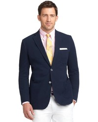 Brooks Brothers Fitzgerald Fit Seersucker Sport Coat
