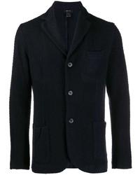 Avant Toi Buttoned Front Blazer