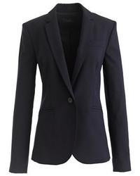 Campbell blazer in italian stretch wool medium 323029