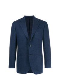 Kiton Classic Fitted Blazer