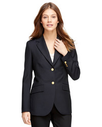 Brooks Brothers Classic Single Breasted Blazer