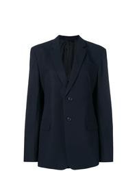 Prada Classic Slim Fit Blazer