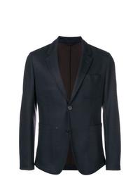 AMI Alexandre Mattiussi Classic Woven Blazer