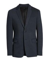 Clinton marled ponte jacket medium 8820993