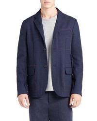 Contrast stitch sport coat medium 1161802