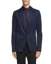 Lanvin Cotton Silk Jersey Jacket