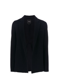 Theory Double Faced Pleated Jacket