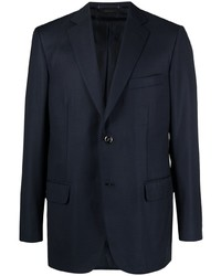 Brioni Fitted Single Breasted Blazer