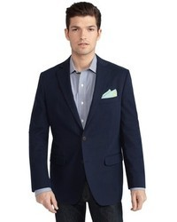 Brooks Brothers Fitzgerald Fit Two Button Soft Cotton Sport Coat