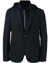 Neil Barrett Hooded Blazer