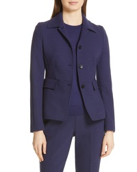 BOSS Jarera Ponte Suit Jacket