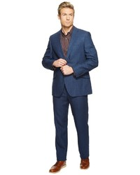 Kroon Keidis Modern Fit Two Button Stretch Blazer Suits Sets