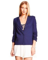 Vero Moda Linen Blazer Navy One Fashion By