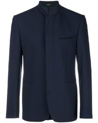 Kenzo Mandarin Collar Blazer
