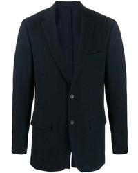 Salvatore Ferragamo Notched Lapel Blazer Jacket