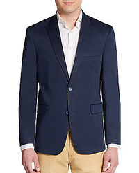 Tommy Hilfiger Regular Fit Stretch Cotton Sportcoat