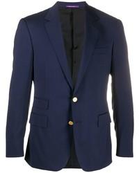Ralph Lauren Serge Tailored Blazer