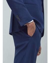 Mango Outlet Skinny Suit Blazer