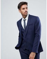 ASOS DESIGN Skinny Suit Jacket In Navy