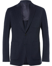 Burberry Slim Fit Cashmere Blazer