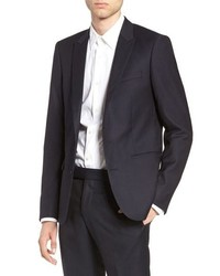 The Kooples Slim Fit Suit Jacket