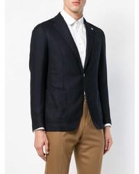 Tagliatore Tailored Button Fastened Jacket