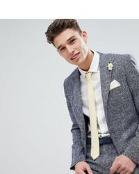 Gianni Feraud Tall Skinny Fit Nepp Suit Jacket