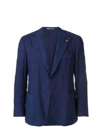 Gabriele Pasini Textured Single Breasted Blazer