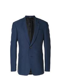 Emporio Armani Textured Two Button Jacket