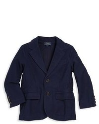 Ralph Lauren Toddlers Little Boys Knit Blazer