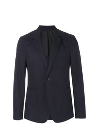 AMI Alexandre Mattiussi Two Buttons Half Lined Jacket