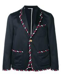 Thom Browne Unconstructed Tux Sack Sport Coat