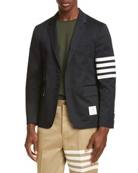 Thom Browne Unconstructed Twill Sport Coat