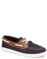 Ralph Lauren Boys Sander Boat Shoe