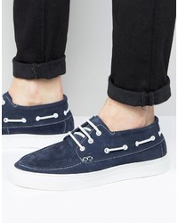 Selected Homme Hightop Boat Shoes