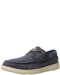 Men's Boat Shoes by Skechers | Lookastic