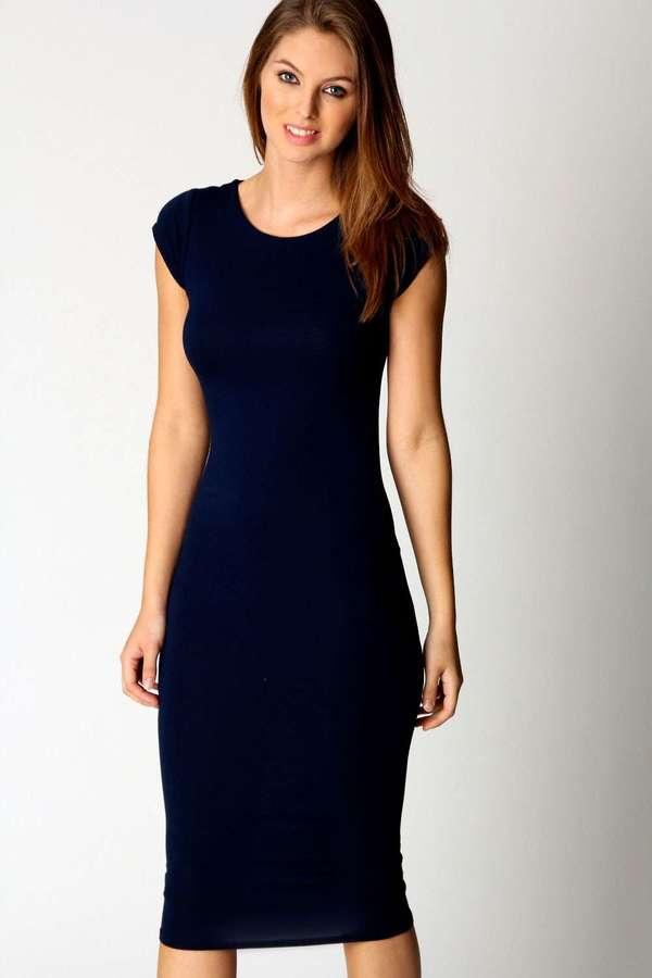 Bodycon Jersey Dress
