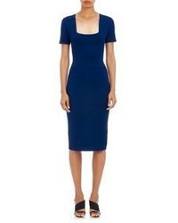 A.L.C. Williams Bodycon Dress Colorless