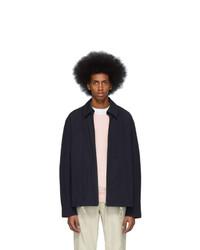 Acne Studios Blue Okir Jacket