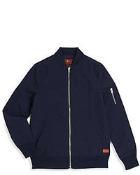 7 For All Mankind Boys Nylon Bomber Jacket