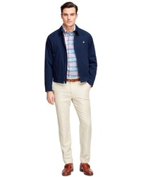 Brooks Brothers Clifton Bomber Jacket