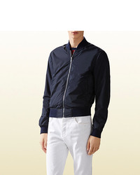 Gucci Reversible Padded Bomber Jacket