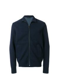 Prada Knitted Bomber Jacket