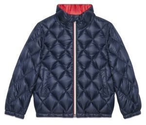 Gucci Little Boys Boys Long Sleeves Bomber Jakcet