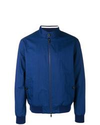Z Zegna Long Sleeved Jacket