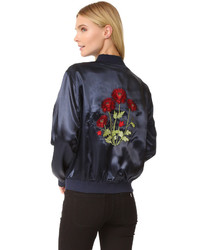 Mara bomber jacket medium 818187