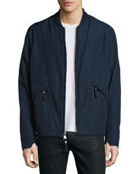 Andrew Marc Marc New York By Dalton Water Resistant Bomber Jacket Ink