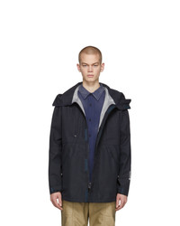 Nonnative Navy Hiker Hooded Jacket