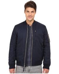 Lucky Brand Nylon Bomber Jacket