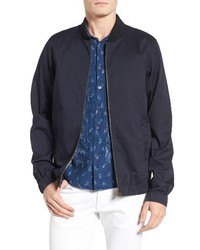 Printed bomber jacket medium 1247762